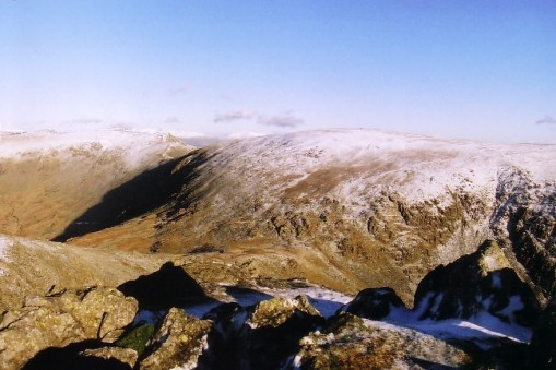 Brim Fell from Dow Crag