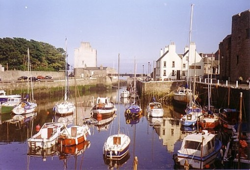 IOM-Castletown Harbour