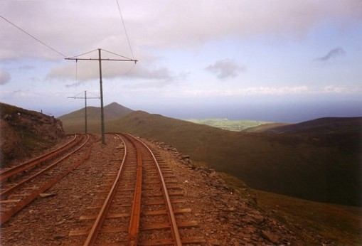 IOM-Snaefell Mountain Railway