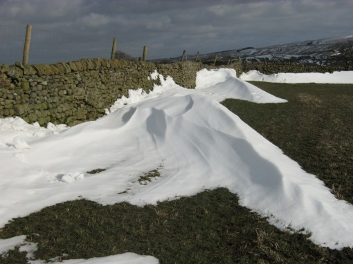 Long Drifts at Wallbanks