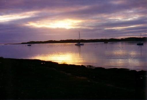 Ravenglass Sunset2