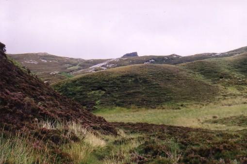 Dun Caan - First Glimpse