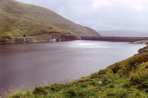 Cruachan Reservoir & Dam