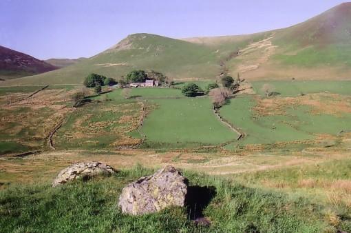 Farm Across from Dash Falls Track