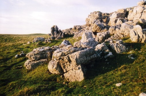 Hardendale Nab W Crags