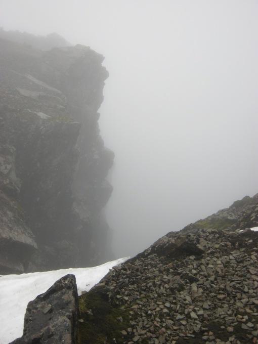 Ben Nevis after Ledge Route08